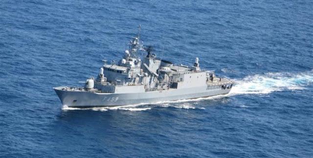 Οι τουρκικές φρεγάτες απείλησαν με βύθιση ΝΑΤΟϊκά πλοία στη Λιβύη!