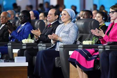 10 قرارات للرئيس السيسى فى ختام منتدى شباب العالم | اجيال الاندلس