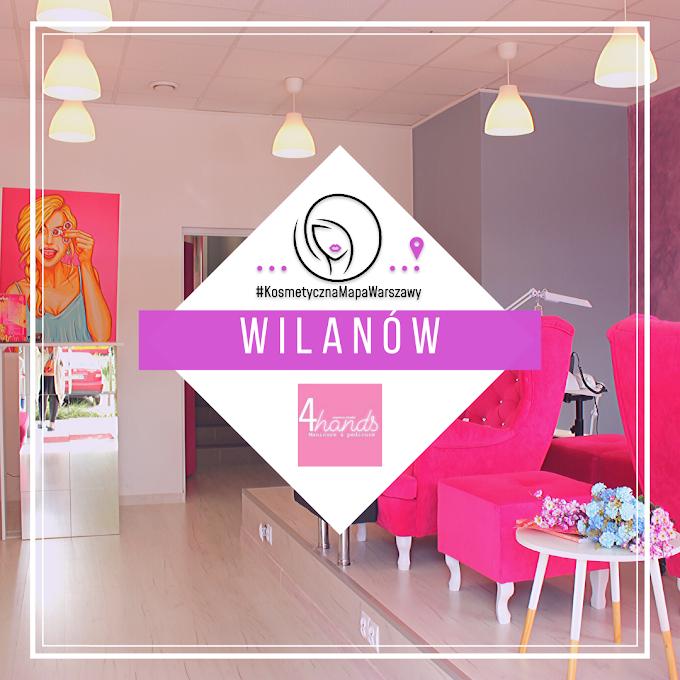 4hands.pl Wilanów - ekspres studio manicure na 4 ręce!