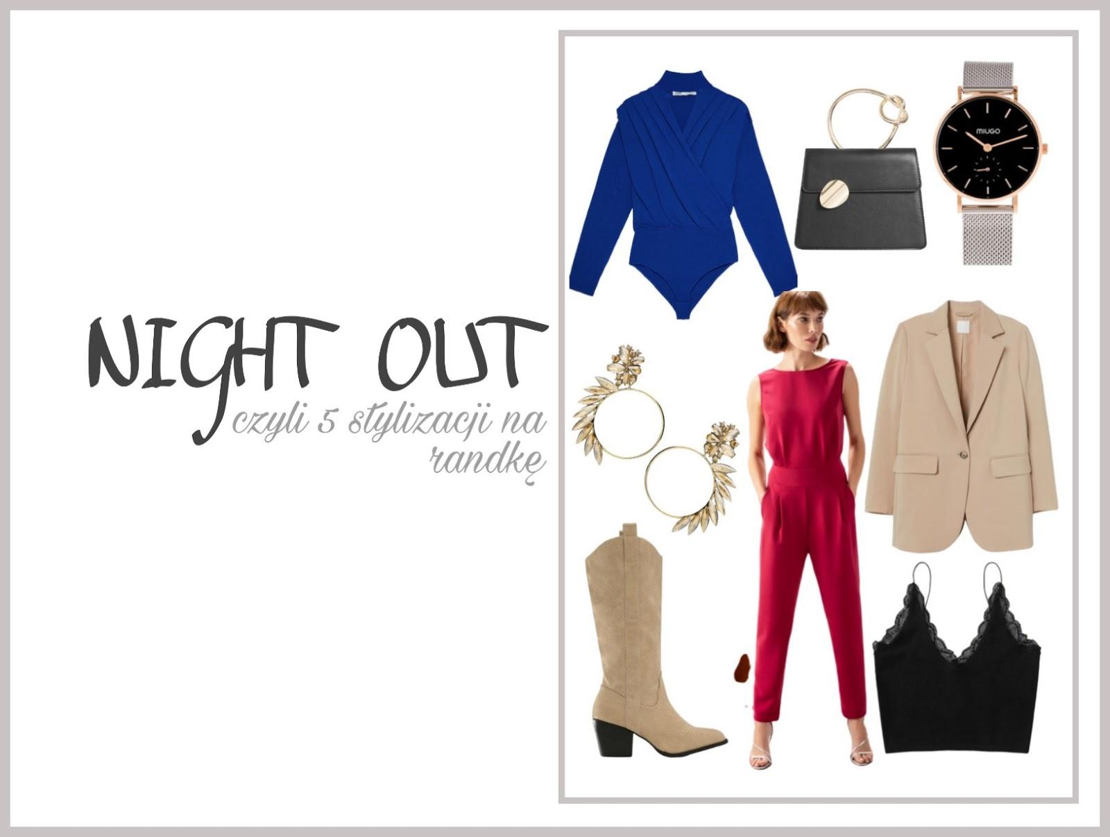 Perfect Valntine's outfit czyli 5 stylizacji na randkę