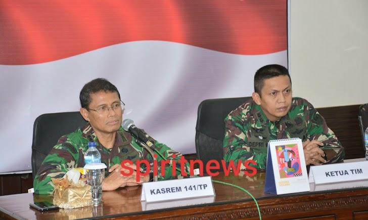 Ketua Tim, Pabandya-2/Produk Spaban II Minintel Siintelad Mabesad, Utamakan Kelengkapan Administrasi