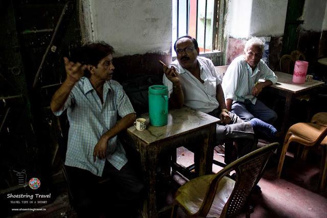 kolkata adda at favourite cabin
