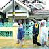 Hujan Dengan Intensitas Tinggi, 7 Desa Dan Kelurahan Du Batang Mngalami Banjir