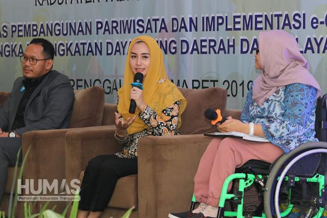 Menjadi Salah Satu Pembicara Pada Musrena Keren, Novita Hardini Angkat Topik Kesetaraan Gender