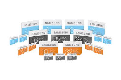 Harga Kartu Memori MicroSD 8GB, 16GB, 32GB Terbaru 2017