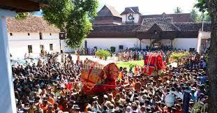 navratri procession