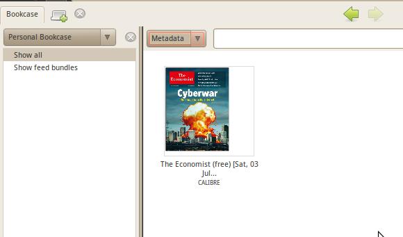 Como instalar o Lucidor 0.9.12.1 no Ubuntu, Debian, Fedora, CentOS e tenha um leitor de eBook incrível!