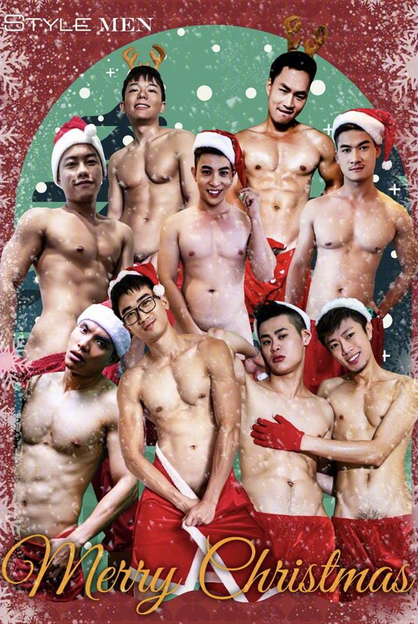 StYleMen SP No.05 | Merry Christmas  [PHOTO+CLIP]