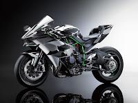 New Rillis Kawasaki Ninja H2R Terbaru