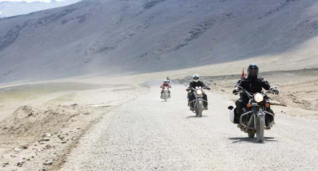 Bike Tours India