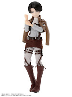 Pure Neemo Levi de Attack on Titan - Azone