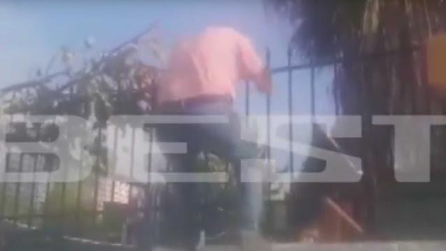 Ξύλο με καρέκλες ανάμεσα σε γονείς, μαθητές σε σχολείο υπό κατάληψη της Καλαμάτας (βίντεο)