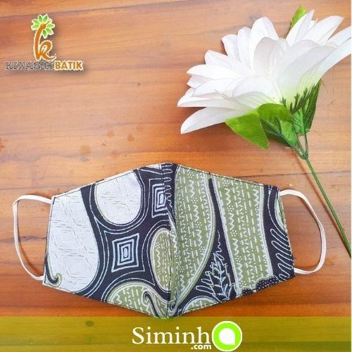 Masker Batik Motif 9 - Kinasih Batik
