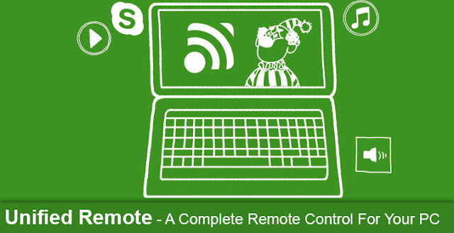 Unified Remote Full v3.14.2 (Paid) Apk