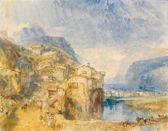 JMW Turner - Paintings & Drawings Vol 4 (Zedign Art Series)
