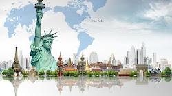 Nước Mỹ phía sau ánh hào quang long lanh và sự vĩ đại