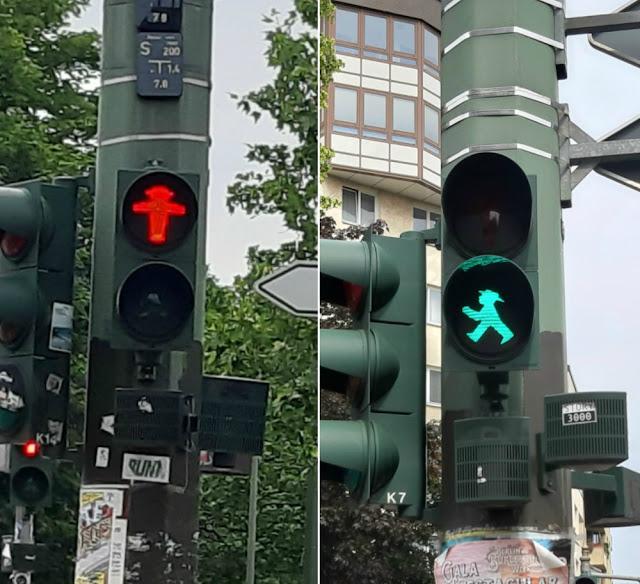 Ampelmann - o souvenir mais legal de Berlim (e da antiga Alemanha socialista)