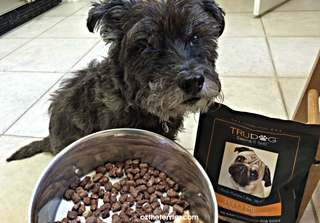 TruDog Freeze-Dried Raw Superfood for Dogs