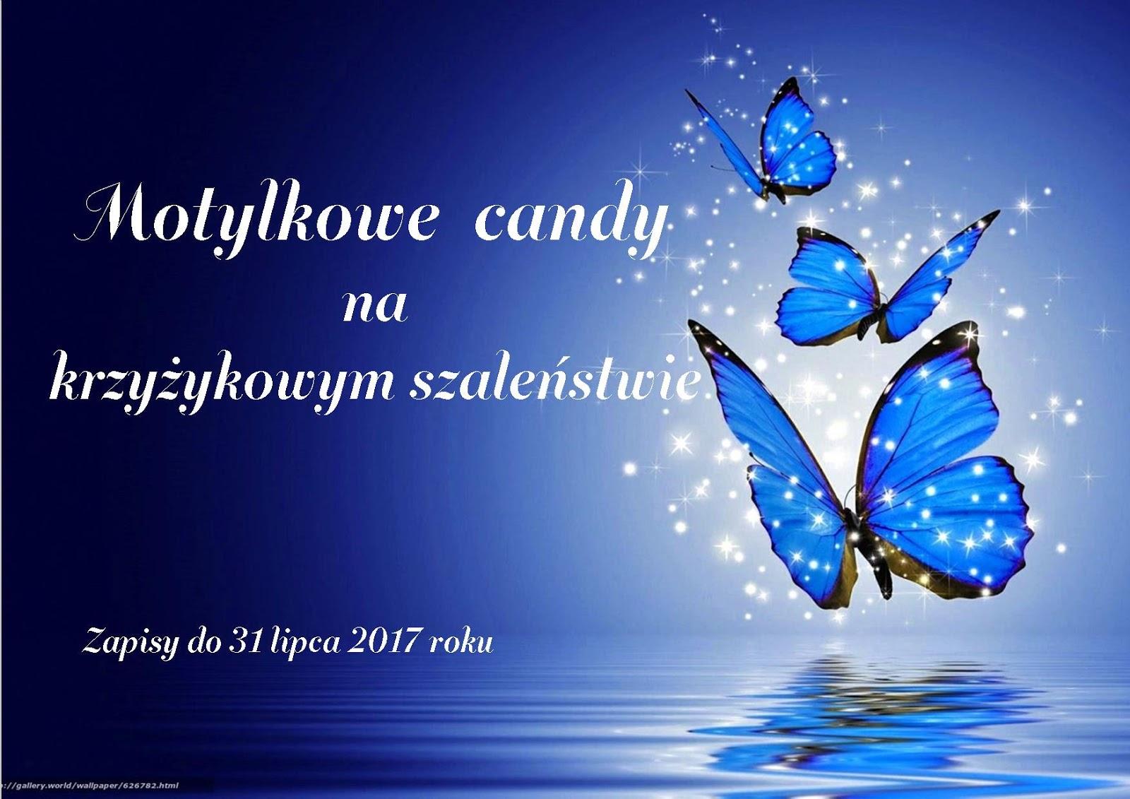 Motylkowe candy u Kasi:)