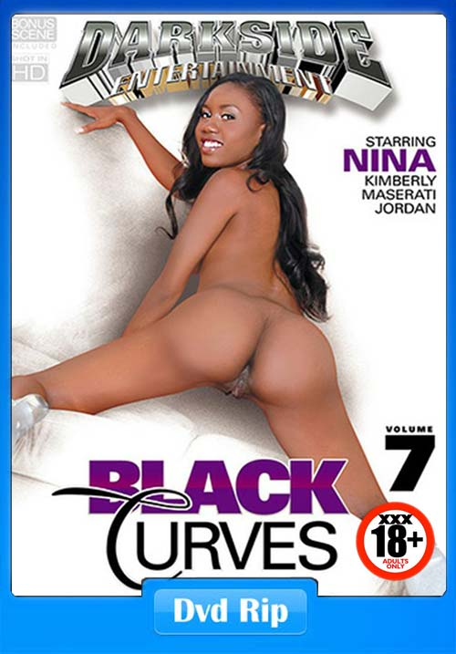 [18+] Black Curves 7 2019 XXX DVDRip Adult Movie x264 Poster