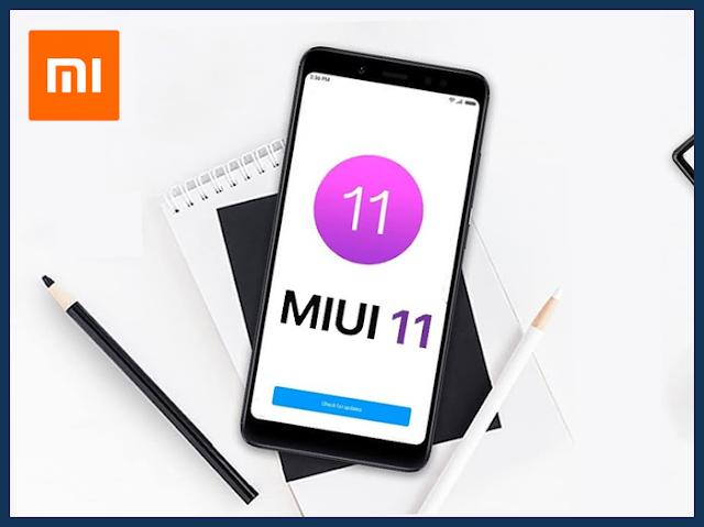اعرف جديد واجهة Xiaomi الحديثة Miui 11