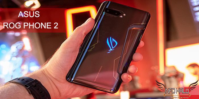 Asus Luncurkan ROG Phone II, Apakah kehebatannya?