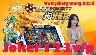 Joker123vip