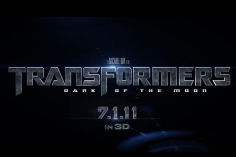 transformers 3 dark of the moon - Mira estás nuevas imagenes de Transformers en el Daytona 500!