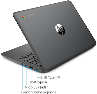 HP Chromebook 11a-nb0013dx