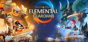 Download M&M Elemental Guardians MOD APK v1.37 for Android HACK GOD MODE Terbaru 2017 Gratis