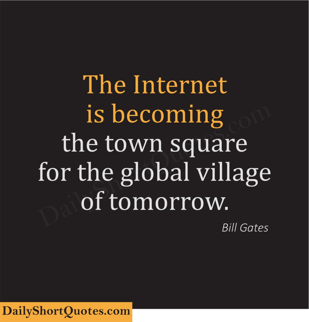 Digital-Marketing-Quotes-of-Bill-Gates-on-Internet