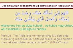 Cinta dalam Perspektif al-Qur'an