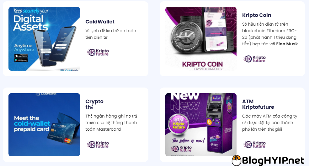 review hyip : kripto Future