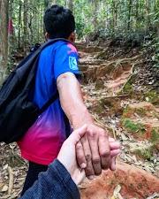 Gunung Lambak Tempat 'We Time' Suami Isteri Yang Awesome