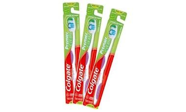 Compre a Escova Dental Colgate Premier Clean e Receba Seu Dinheiro de Volta