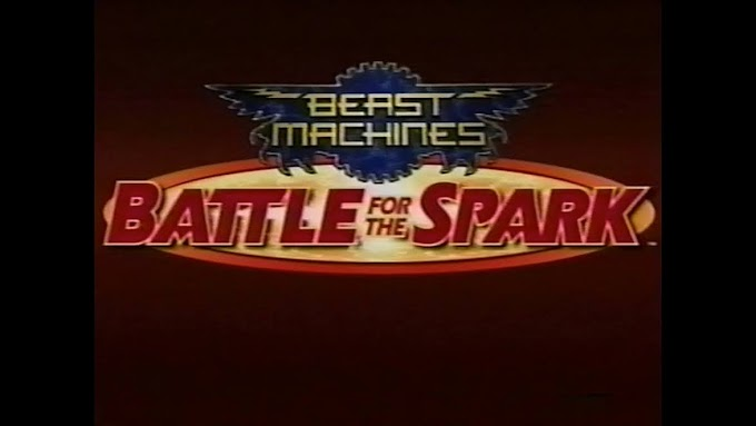 Transformers Beast Machines Battle for the Spark