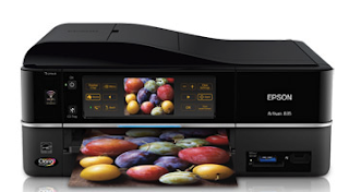 Epson Artisan 835 Review, Epson Artisan 835 Wi-Fi or Wired Networking Setup