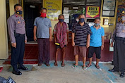 Lagi, Polisi Selamatkan Warga Bojongsari yang Tersesat 3 Hari di Banyumas