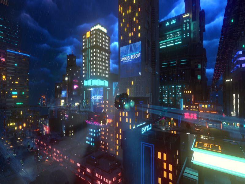 Download Cloudpunk Game Setup Exe