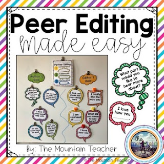 https://www.teacherspayteachers.com/Product/Peer-Editing-Made-Easy-3459642