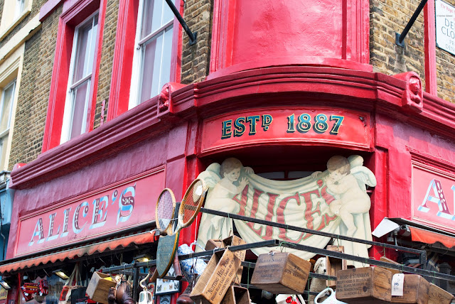 Portobello road london alice's antiques