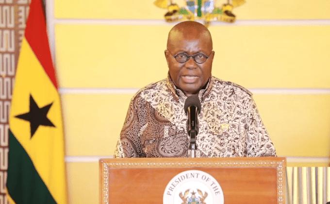 'Fellow Ghanaians,' Akufo-Addo's 7th address on coronavirus : Full Speech