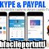 Skype   Da oggi è possibile trasferire denaro usando Paypal