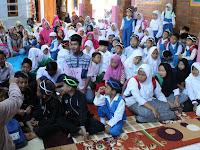 Tanamkan Rasa Empati Sejak Usia Dini, TK Nurul Islam Menggelar Santunan Anak Yatim