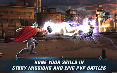 Marvel: Avengers Alliance 2 Mod - 1