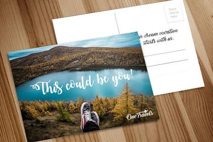 Tips Membuat Marketing Postcard