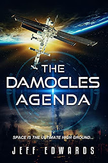 The Damocles Agenda - A hard hitting technothriller by Jeff Edwards book promotion sites