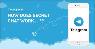 ما, هي, الدردشة, السرية, في, تطبيق, تليجرام؟