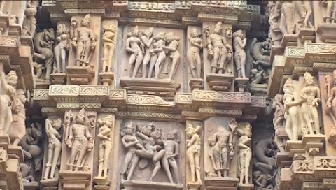Kharaho Temple India 893