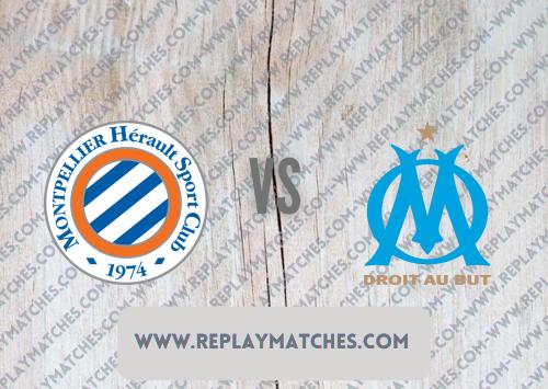Montpellier vs Marseille -Highlights 08 August 2021